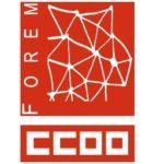 Logo de Forem CCOO