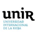 Logo de UNIR, Universidad Internacional de La Rioja